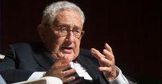 Henry Kissinger, verrotte in der Hölle! Henry Kissinger, New York, Videos, Peace, News, Students, Politics, New York City, Nyc