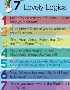 7 lovely logics..
