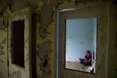 Abandoned sanitarium.