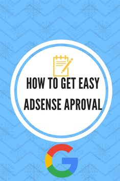 Hye, Google Adsense is very strict with its approval. There are several accounts banned every day and rejected for Adsense.  Today, Let me share the approaches,I took that helped me for an easy Google Adsense approval. My site is a fresh one and my Adsense account was approved in the first attempt. #adsense #Blogging #Google #Google_AdSense. Marketing Online, Marketing Digital, Internet Marketing, Marketing Ideas, Make Money Blogging, How To Make Money, Google Google, Online Entrepreneur, Blogger Tips