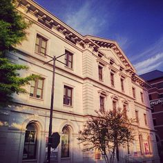 The East Tennessee History Center in Downtown Knoxville, Tennessee