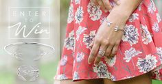 Enter for a chance to win jewelry