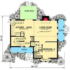 COOL house plans offers a unique variety of professionally designed home plans with floor plans by accredited home designers. Styles include country house plans, colonial, Victorian, European, and ranch. Blueprints for small to luxury home styles. Doll House Plans, Cottage House Plans, Best House Plans, Country House Plans, Cottage Living, House Floor Plans, Victorian House Plans, European House Plans, Victorian Dolls