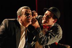 """A peça """"As Estrelas são para Sempre?"""" será encenada no teatro """"Procópio Ferreira"""", do Conservatório de Tatuí às 20h30 do dia 18 de outubro. A entrada é Catraca Livre."""