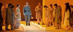 Les #Luminara sur la scène du #Theatredeschampselysees pour l'opéra #Theodora de #Haendel
