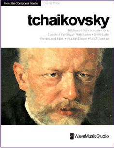 Tchaikovsky | Free Piano Book (Easy-Intermediate) 10 Pieces - MakingMusicFun.net