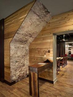 Komar Reclaimed Rustic Wood Wall Mural Wallpaper decorating ideas