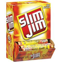 97% of all Slim Jim's I have consumed were in a car going somewhere fun and cool!