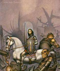 John Jude Palencar  Return of the King