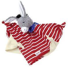 Günstig online entdecken: Kathe Kruse Schmusetuch Esel Tomato Schnuffeltuch Babytuch Kuscheltuch von Toys bei Spielzeug.World!