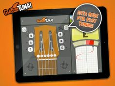 Guitar tuning app hits 3,5 million downloads