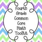 4th Grade Common Core Math Toolkit