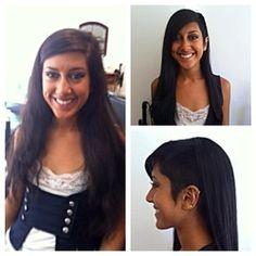 Brandy Lynn - Gold On Grand Salon #beautiful #brunette #hair #long #Davines #LA #DTLA