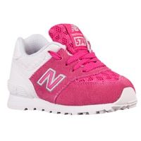 New Balance 574 - Girls' Toddler at Kids Foot Locker