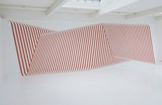 ❖Lines swaying you 惑わす線   Wall Drawing 'untitled' Installation view, CCNOA, Brussels 09   Terry Haggerty