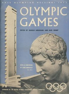 The XVth Olympic Games in Helsinki 1952