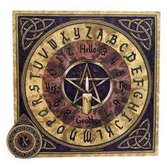Magick Vortex - Pentagram ouija board.2 12 2017