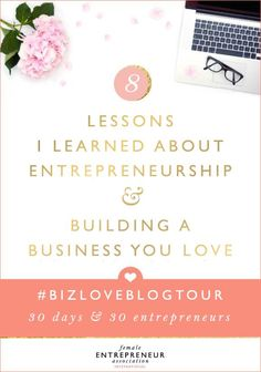 Being an entrepreneur can be a lonely path... But it doesn't have to be! @Female Entrepreneur Association shares her top lesson starting Female Entrepreneur Association!