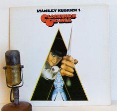 A Clockwork Orange Vinyl Record Album Sex by DropTheNeedle on Etsy