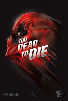 Deadpool by Orlando Arocena_vector