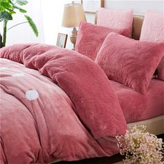 DecBest Flannel Coral Fleece Bedding Set Leopard Winter Queen King Size Duvet Quilt Cover Bed Sheet is hot sale on Newchic with discounts. Beige Bed Linen, Bed Linen Sets, Bed Sets, Contemporary Bed Linen, Bed Linen Design, Duvet Bedding, Bed Comforter Sets, King Size Bedding, Star Bedding