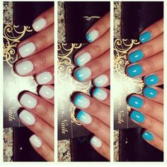 Mood changing Gel polish: Have this on now - Love it!