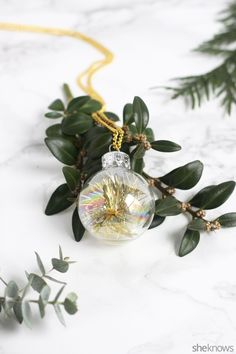 Mini Ornament Necklace | Sheknows.com