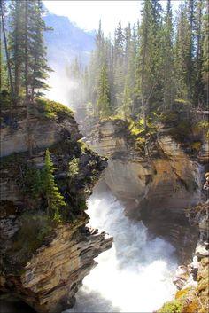 Jasper National Park,Canada: