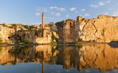 This 10,000-year-old Town Will Soon Be Underwater   It is one of the longest continually occupied places in the world.