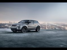 2012 Land Rover Range Rover Evoque Special Edition with Victoria Beckham