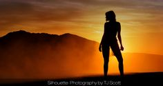Silhouette Photography by TJ Scott