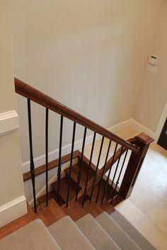 Split Level Entry Design, tile floor