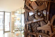 Hip, artsy hotel in Athens, Greece: NEW Hotel