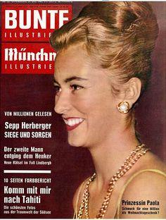 1961: Paola von Belgien