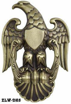 Brass Eagle Doorknocker (ZLW-6)