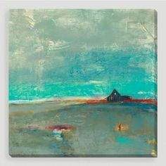 One of my favorite discoveries at WorldMarket.com: 'Blue Barn' by Jane Bellows