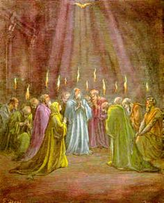 pentecost in the roman catholic church
