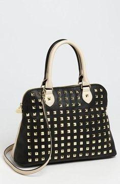 Betsey Johnson spring studdin #satchel #handbag $128
