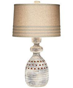 Pacific Coast Lighting 87-7427-48 Avarti 30 Inch Table Lamp
