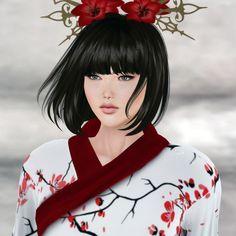Masami Shape for Catwa Bento Head Catya - Maitreya Body