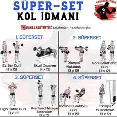 Super Sets, Gym Workouts, Fitness, Workout Exercises, Exercise Workouts, Gymnastics Workout
