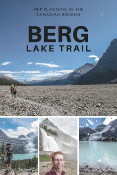 Trip planning the Berg Lake Trail in the Canadian Rockies. Three days of hiking and two days at Emperor Falls Campground. Hiking Photography, Lake George, Canadian Rockies, Best Hikes, Day Hike, Canada Travel, The Great Outdoors, Trip Planning, Places To See