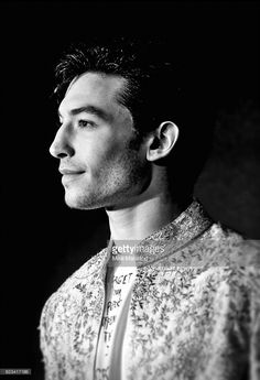 Ezra Miller attends the European premiere of 'Fantastic Beasts And Where To Find Them' at Odeon Leicester Square on November 15, 2016 in London, England.