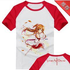 Sword Art Online SAO t-shirt tee B