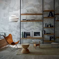 Concrete Interior - Wall and Floor