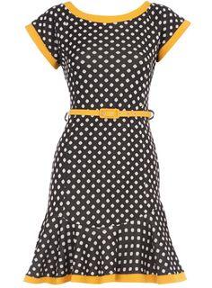 Polka Dots...feminine=)