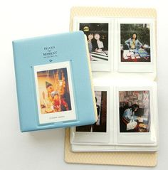64 Pockets Mini Instant Polaroid Photo Album Picture Case Storage for Fujifilm Instax Mini Film 8 Korea instax mini album Fujifilm Instax Mini, Instax Mini 25, Instax Mini Album, Instax Mini Film, Instax 8, Fuji Instax, Polaroid Instax, Polaroid Cameras, Album Photo Polaroid