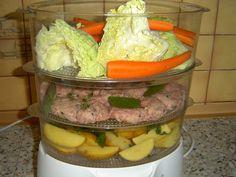 Jak vařit v elektrickém parním hrnci Healthy Chicken, Meal Prep, Meals, Vegan, Vegetables, Food, Diet, Clean Eating Chicken, Meal
