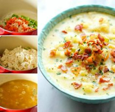Cauliflower Chowder Is Low Carb And A New Fave | The WHOot