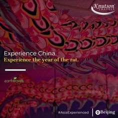 Experience the Year of the Rat on our Spring Festival tour.